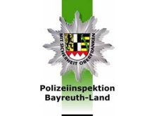 Logo Polizeiinspektion Bayreuth-Land